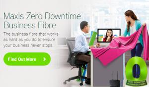Maxis Broadband offers